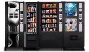Nápojové automaty - výdejní linka